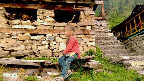 grahan Village girl
