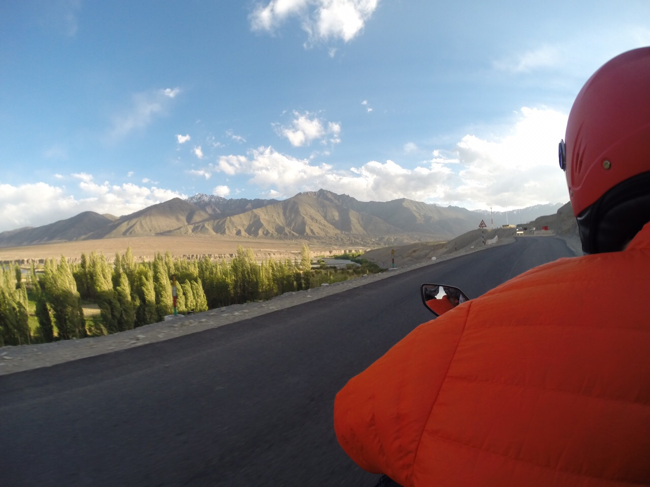 What Is so Special About Riding a Motorcycle in Leh?