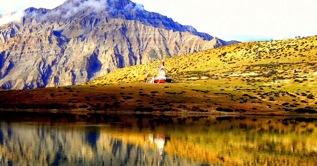 Mountain Lover? Visit the Spiti Little Tibet Valley – Travellers of India