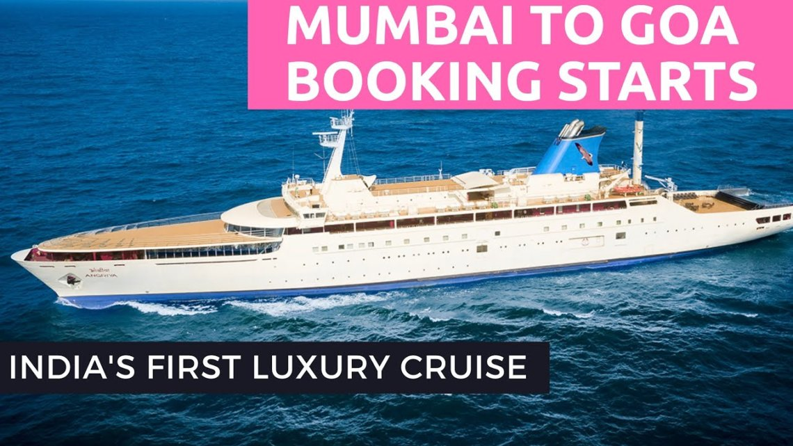 What's so Fascinating About the Mumbai-Goa Luxury Cruise Service?